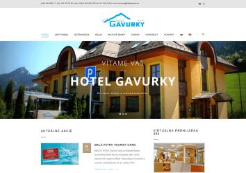 Hotel Gavurky ***