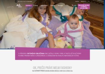 Detské oblečenie - Melm Fashion