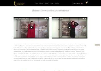 QDresses.eu | CONVERTIBLE DRESSES